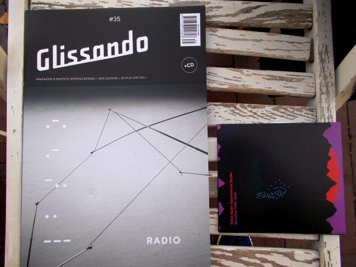 Premiera #35<br>Magazynu Glissando<br>Radio
