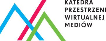 Logo: Katedra Przestrzeni Wirtualnej Mediów
